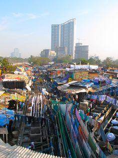 dhobie ghat mumbai | Dhobi Ghat Mumbai