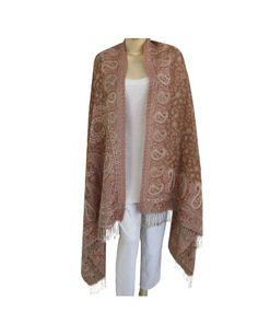 Châle jamawar de créateurs indiens - Pur laine motifs Cachemire fait main 203 cm x 102 cm: Amazon.fr: Vêtements et accessoires