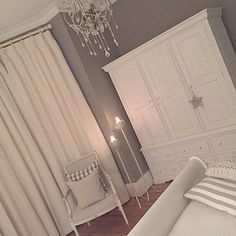 New room decor grey bedroom ideas curtains ideas Grey Room, Gray Bedroom, Bedroom Colors, Home Decor Bedroom, Master Bedroom, Bedroom Ideas, Bedroom Bed, Grey Bed Room Ideas, White Bedroom Curtains