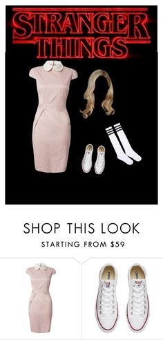 """""""Untitled #728"""" by anne-marie-jackson on Polyvore featuring Almari and Converse"""