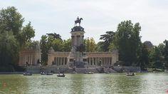 Retiero Park, Madrid, Spain
