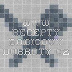 www.recepty-babicovy-dobroty.cz