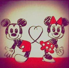 Ana Rosa mickey & minnie