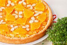 ...Mazurek pomarańczowy   Smakołyki Bereniki