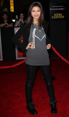 Zendaya Coleman...luv this girl and her style. The only reason i may watch dwts