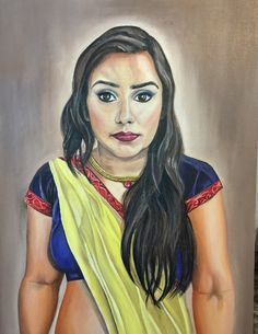 This artwork talks about the fakeness that is accepted in the society. How the person has to apply makeup to look fairer, how they are judged on the basis of the clothes they wear. #artwork #art #painting #paint #society #stereotypes #change #canvas #acrylic #makeup #kajal #lipstick #foundation