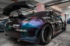 #Nissan #350z #Liberty_Walk #Modified #Wide_Body