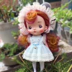 Kawaii Doll, Harajuku, Fairy, Dolls, Inspiration, Baby Dolls, Doll, Biblical Inspiration, Faeries