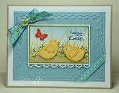 Sweet Peeps Easter Card...