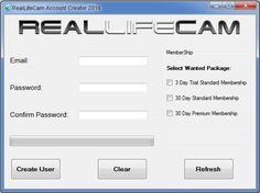 Reallifecam Hack 2016