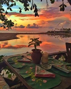 Let's have dinner here @beaches_n_resorts #beachesnresorts @magicpict_travel #magicpict . Loc: La Laguna #Bali #Indonesia #golden_heart by golden_heart
