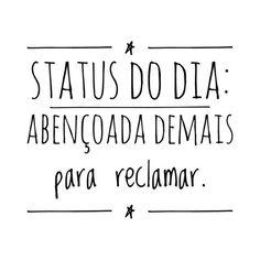 """103 curtidas, 3 comentários - Naiara Oliveira (@naah.oliv) no Instagram: """"Bom dia!! #bomdia #abençoada #deus #fe #gratidão #goodmorning #blessedday #blessed #tksgod"""""""