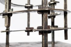 Alon Fainstein is a Cape Town-based Blacksmith Metal Artist who produces sculpture and furniture using ancient blacksmith techniques. Steel Sculpture, Sculpture Art, Power Hammer, Blacksmithing, Cape Town, Passion, Fire, Texture, Craft