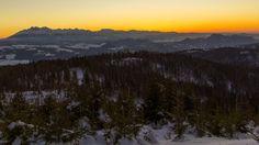 Radziejowa – Beskid Sądecki w zimowej aurze   Góry i ludzie