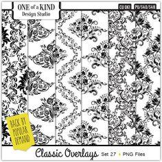 Classic Overlays - Set 27