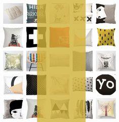 cushions gif, cojines, ideas salon, ideas decorar salon, living