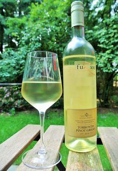 De Argentijnse Fuzion Alta Torrontes Pinot Grigio.