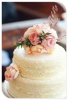 Hochzeitstorte aus 1.000 Lagen ;)