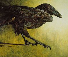 Raven, Jamie Wyeth
