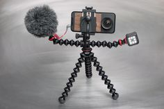 Bring your smartphone photography to the next level with these great gadgets.