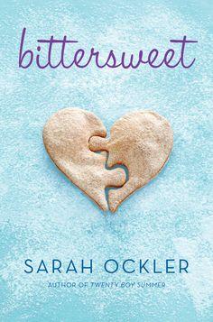 I wanna read this :) Bittersweet – Sarah Ockler. cupcakes + figure skating = PERFECT.
