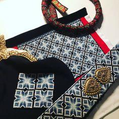 Apron, Beads, Tattoos, Blouse, Tops, Women, Fashion, Beading, Moda