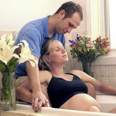 16 Tips to a Successful Natural Birth!  Must read over & over!