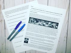 Brown vs Board of Education Reading and Questions ‍ Enhance your students' knowledge about US History with this Brown vs. Board of Education assignment. Students will think critically about the case and answer questions about it after reading information about the case. #nothanotherhistoryteacher #ushistory #history