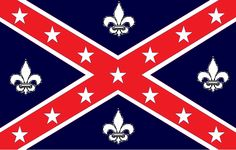 Flags of The Confederacy | Confederate Naval flag / Bandera naval Confederada by SgtRJZamarripa ...