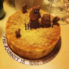 Journey Birthday Cake