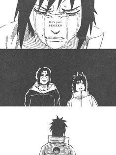 Sasuke & Itachi #naruto