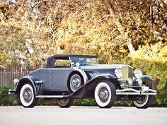 1930 Duesenberg Model J Convertible Coupe by Walter M. Murphy Co. - (Duesenberg Automobile & Motors Company, Inc. Retro Cars, Vintage Cars, Antique Cars, Vintage Auto, Cadillac, Grand Prix, Classy Cars, Car Photos, Car Pictures