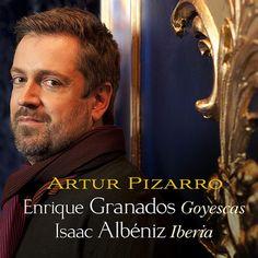 Artur Pizarro - AlbÍniz Iberia and Granados Goyescas CD £15