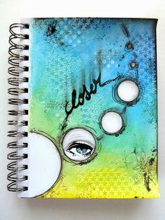 Les Créa de Laé: Art Journal II #28