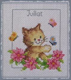 ปฏิทิน cross stitch - Google Search