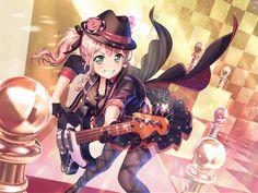 The BanG Dream! Anime Oc, All Anime, Kawaii Anime, Party Characters, Anime Characters, Super Hero Life, Dream Anime, I Love Games, Love Live
