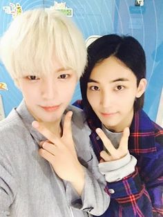 Monsta X Minhyuk Shows Off His Friendship With Seventeen's Jeonghan ~ Daily K Pop News