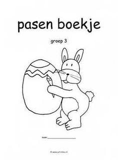 Werkboekje pasen Aperol, Letters, Diy, Teaching, Fictional Characters, Website, Afrikaans, Easter Ideas, Homeschooling