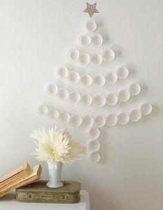 DIY crafts christmas tree