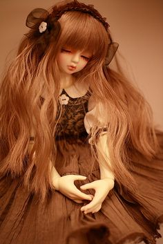 #doll - How pretty!