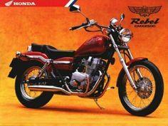 CMX 250 Rebel, 1998-2001
