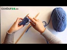 Formas de remate para prendas de bebé a dos agujas - Costurea Blog