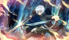 Bell Cranel - Dungeon ni Deai wo Motomeru no wa Machigatteiru darouka (DanMachi)<br><br> Inspired by episode 8. That battle animation is simply epic. X3<br> #danmachi #bellcranel #fanart