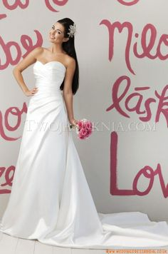 Wedding Dresses Sweetheart 5963 Spring 2013