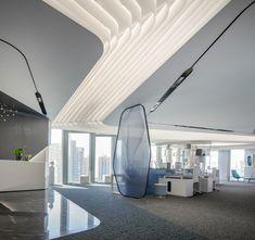 Corporate Office Design, Modern Office Design, Office Interior Design, Office Interiors, Commercial Interior Design, Commercial Interiors, Glass Curtain Wall, Bedroom Door Design, Parametric Design