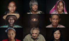 São apenas pessoas falando sobre a vida.Testemunhos da existência humana.Centenas de depoimentos repletos de amor, felicidade, ódio e violência. Fisionomias expressivas, típicas do lugar onde vivem. Gente de todo mundo que responde com eloquência ao fotógrafo francês, Yann Arthus-Bertrand, as perguntas que revelam as profundezas do homem. http://www.pan-horamarte.com.br/blog/human-e-filme-unico-pela-eloquencia-dos-depoimentos/