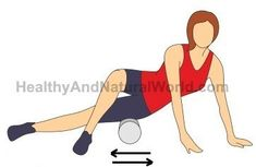 Learn about the best foam roller exercises for sciatic pain and back pain. Good Night Friends Images, Foam Roller Exercises, Sciatic Pain, Back Pain Relief, Pilates, Thighs, Health Fitness, Abs, Yoga