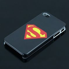 Shop for $2.98 New Superman Cover Skin Protector Case for Apple iPhone 4 4S.