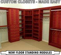 Custom Closets   Delivered To Your Door!