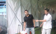 BotafogoDePrimeira: Botafogo e Henrique discutem acordo, mas impasse e...